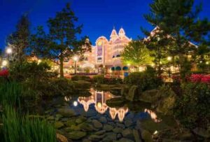 hoteles en disney paris