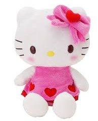 El Peluche Hello Kitty, un regalo especial para cualquier ocasión