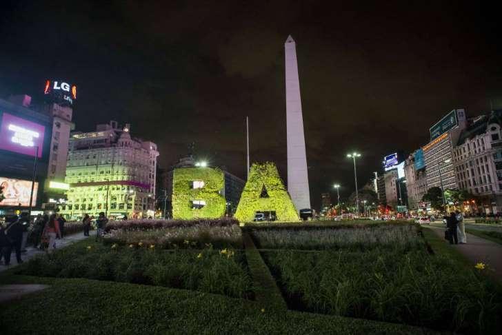 80 años del Obelisco