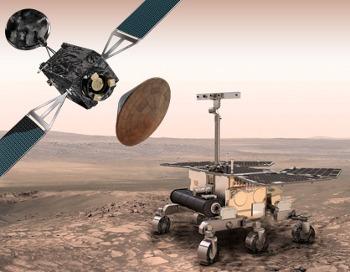 El modulo ExoMars llego a Marte
