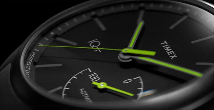 Timex IQ+, el smartwatch analogico de clase