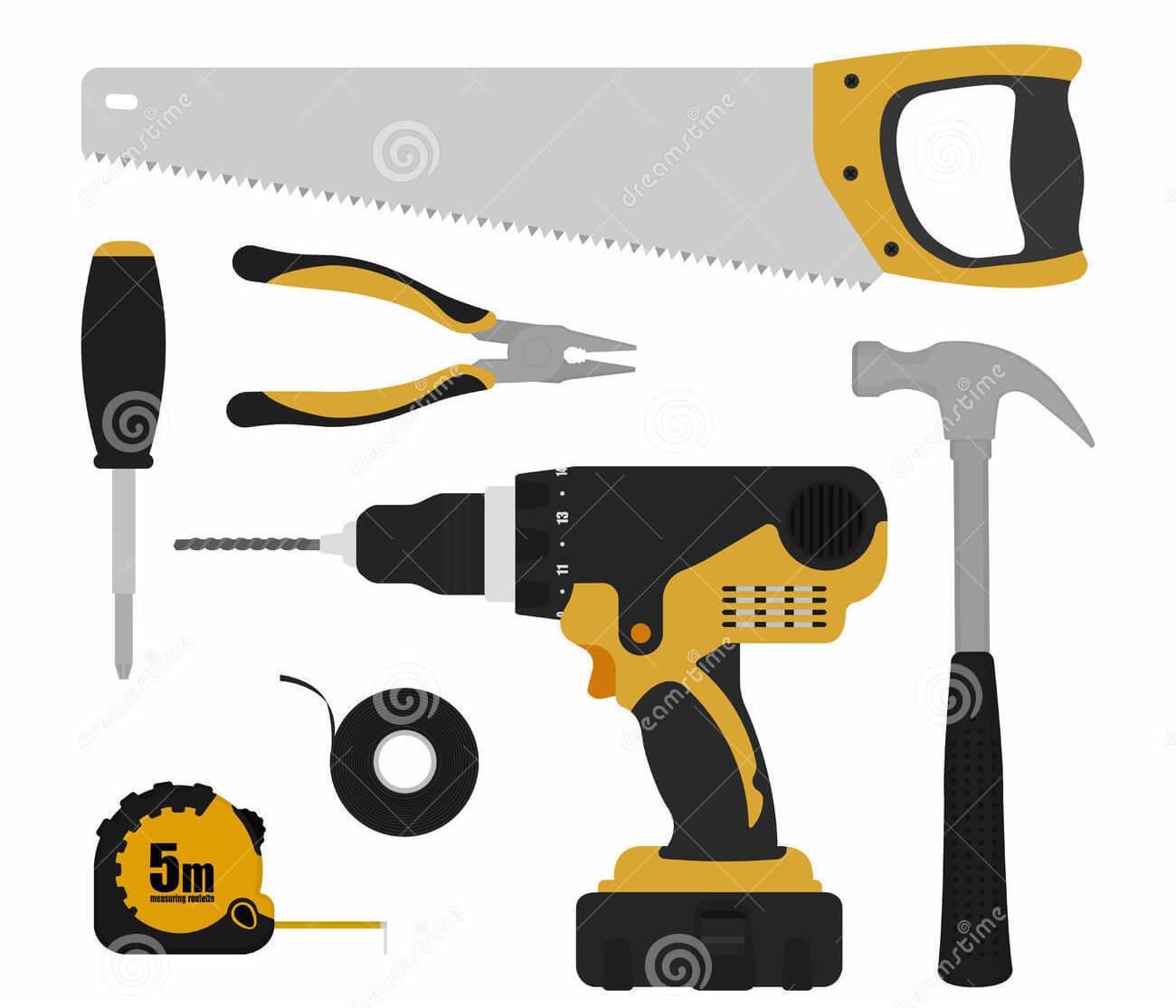 herramientas de casa