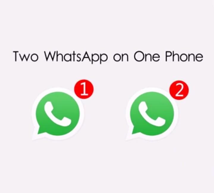 como tener dos cuentas de whatsapp en mi android