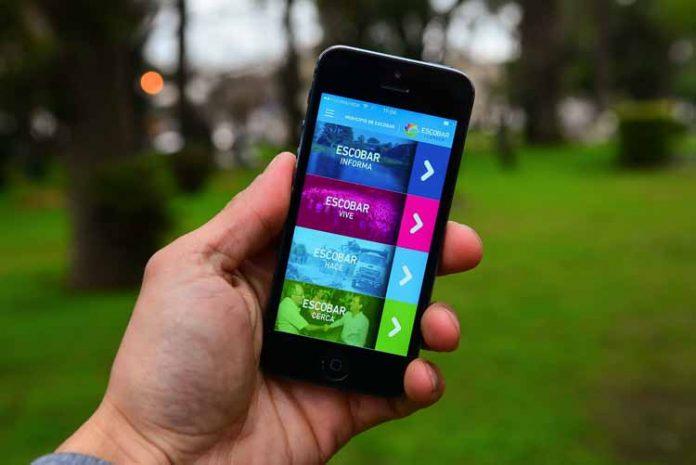 Escobar presentó una nueva app para dar más seguridad a los vecinos