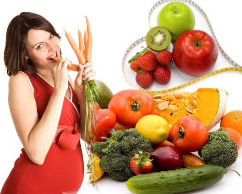 Los mejores alimentos para embarazadas