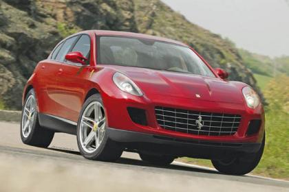Nueva Ferrari SUV