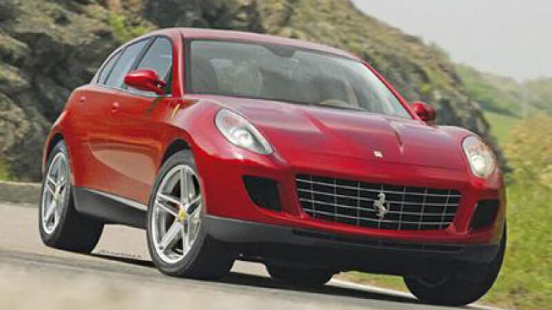 La Ferrari SUV – Un serio objetivo para el CEO Marchionne