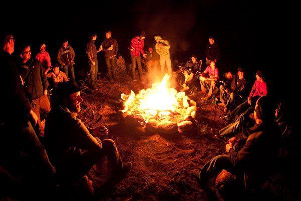 Campamentos juveniles
