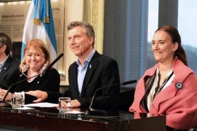 denuncia contra Mauricio Macri