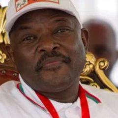 El presidente de Burundi, Pierre Nkurunziza, muere de 'paro cardíaco' a los 55 años