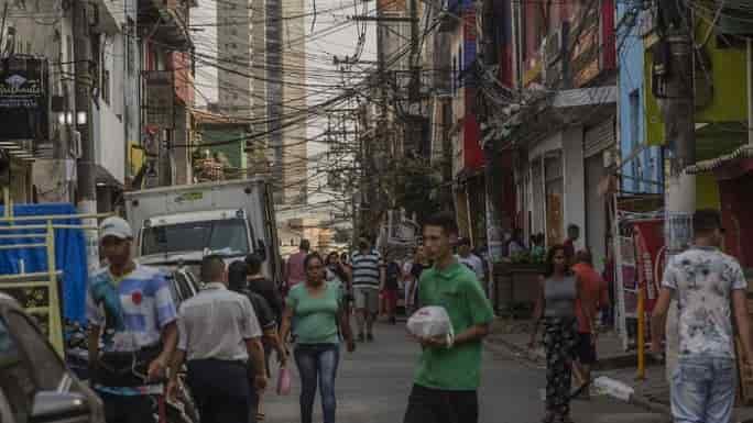 desempleo en Brasil a récord