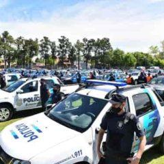Escobar sumará 50 patrulleros y 500 videocámaras en todo el Partido.