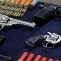 Récord en Escobar: en solo tres días se destruyeron más armas que en todo un año