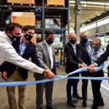 Se inauguró en Escobar una planta de ensamble de bicicletas de alta gama