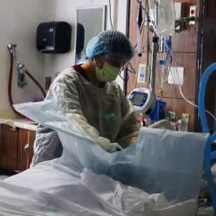 ALARMA: En solo 30 días , los contagios de coronavirus se dispararon en Escobar