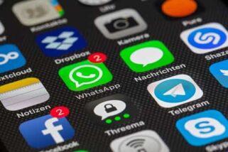 Aplicaciones de mensajería similares a whatsapp