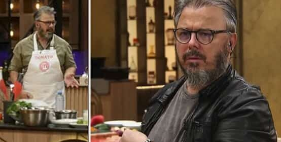 MasterChef Celebrity: Donato De Santis explotó contra un participante