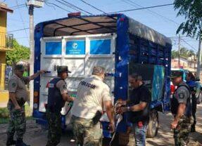 Escobar: Decomisaron un local de venta ilegal de aves