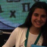 Vicente López: Macarena, la joven que con 13 años quedó segunda en una olimpiada internacional de matemática