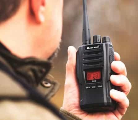 equipos de radios