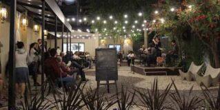 En Septiembre llega la música al aire libre en el Patio del Teatro Seminari de Escobar