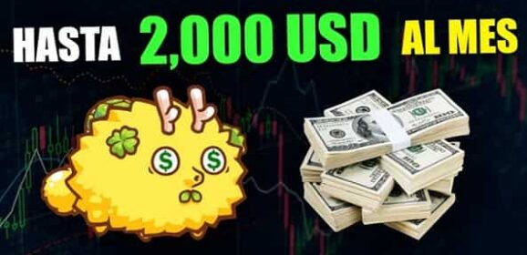 Como ganar dolares con el juego axie infinity argentina